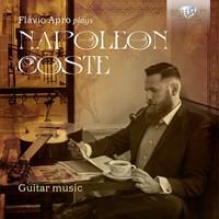 Coste, Napoleon: Flavio apro plays napoleon coste