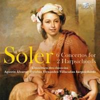 Soler, Antonio: 6 concertos for 2 harpsichords