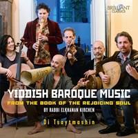 Rabbi Elkanan Kirchen: Yiddish baroque music