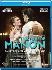 Massenet, Jules: Kenneth Macmillan's l'histoire de manon