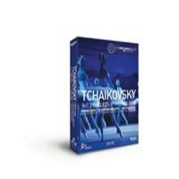 Tchaikovsky, Pyotr: The 3 ballets at the bolshoi