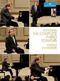 Beethoven, Ludwig van: The complete piano sonatas