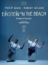 Glass, Philip : Einstein on the beach