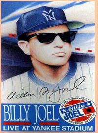 Joel, Billy: Live at yankee stadium