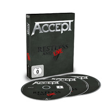 Accept : Restless And Live
