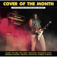 (Paranoid) 偏執症者: Cover Of The Month