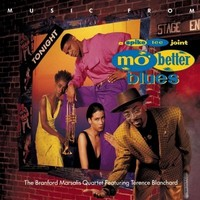 Soundtrack: Mo'better blues