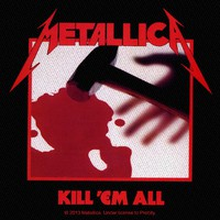 Metallica : Kill Em All