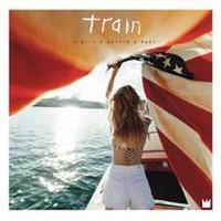 Train: A Girl a Bottle a Boat