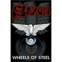 Saxon : Wheels of Steel