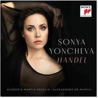 Yoncheva, Sonya: Handel