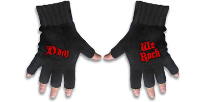 Dio: Logo & We Rock
