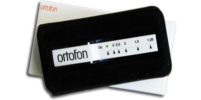 Tarvike: Ortofon neulapainon säätövaaka - Pick-up arm scale