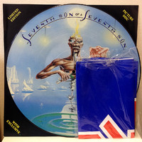 Iron Maiden : Seventh Son Of A Seventh Son -Picture Disc-