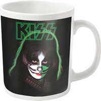 Kiss: Peter Criss  (white)