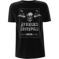 Avenged Sevenfold: Face card