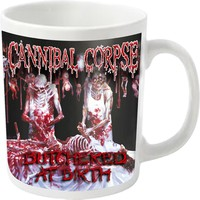 Cannibal Corpse: Butchered (white)