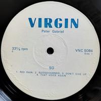 Gabriel, Peter: So
