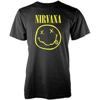 Nirvana: Smiley logo