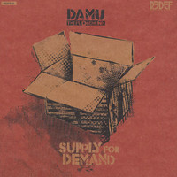 Damu The Fudgemunk: Supply for demand (black vinyl lp)