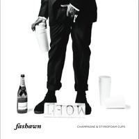 Fashawn: Champagne & styrofoam cups
