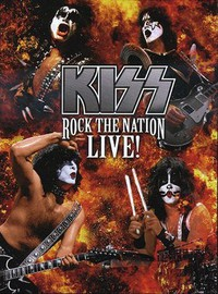 Kiss: Rock the nation live!