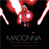 Madonna: I'm going to tell you a secret (dvd+cd)