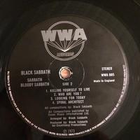 Black Sabbath: Sabbath bloody sabbath