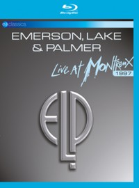 Emerson, Lake & Palmer: Live At Montreux 1997