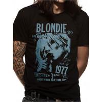Blondie: 1977 NYC