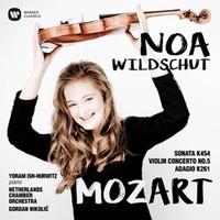 Wildchut, Noa: Mozart: Sonata, Violin Concerto, Adagio