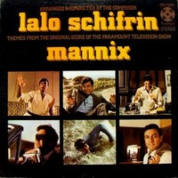 Soundtrack: Mannix - Lalo Schifrin