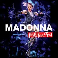 Madonna : Rebel heart tour