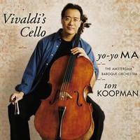 Ma, Yo-Yo: Vivaldi's cello