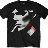 Bowie, David: X Smoke Red