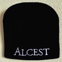 Alcest: Logo