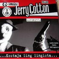 Ahlapuro, Ossi: G-mies Jerry Cotton - Kostaja Sing Singistä (äänikirja)