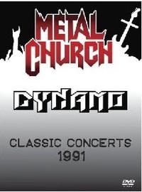 Metal Church: Dynamo Classic Concerts 1991
