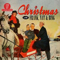 Cole Nat King Christmas With Frank Nat Bing Record Shop X