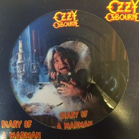 Osbourne, Ozzy: Diary of a Madman -Picture Disc-