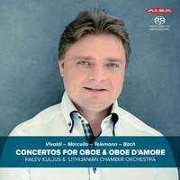 Vivaldi, Antonio: Concertos for oboe & oboe d'amore