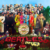 Beatles : Sgt Pepper's Lonely Hearts Club Band