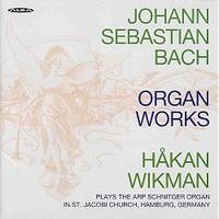 Bach, Johann Sebastian: Organ works