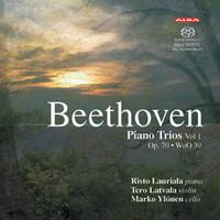 Beethoven, Ludwig van: Piano Trios Vol. 1