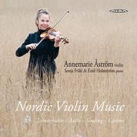 Holmström, Emil: Nordic violin music