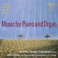 Escaich, Thierry: Music for piano & organ