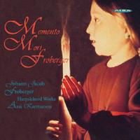 Karttunen, Assi: Memento Mori Froberger - Harpsichord Works