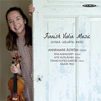 Melartin, Erkki: Finnish violin music
