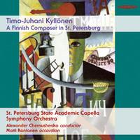 Kyllönen, Timo-Juhani: Finnish composer in St. Petersburg