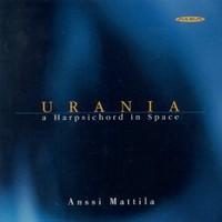 Mattila, Anssi: Urania - a Harpsichord in Space